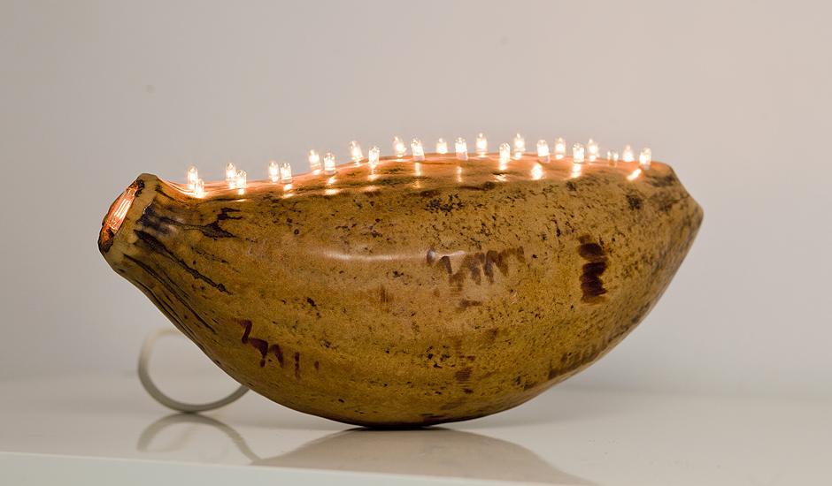 Baonut - light sculpture
